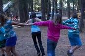 6th Grade Outdoor Ed camp has begun!