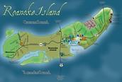 the Roanoke Island