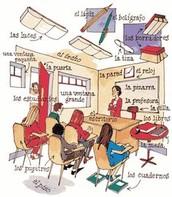 Unidad 2: La Escuela (School)