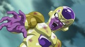 Frieza upper hand