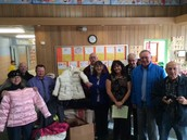 Winter Coats Are Available at Pleasant Street School for Children in Need