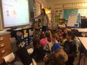 Math Coach teaching Ten Marks!