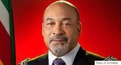 Suriname President