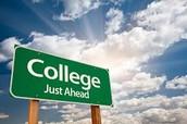 College Visitation Schedule