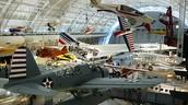 Air space museum.