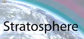 The stratosphere.