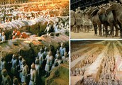 The Terracotta Army:  First Emperor Qin's Buried Battalions