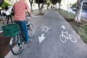 רכיבה בשביל אופניים