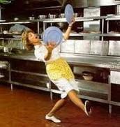 Preventing Kitchen Accident