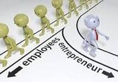 What is a entrepreneur?