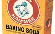 Baking soda +