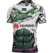 Hulk jersey