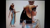 Plaatje Cleopatra