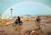 what etually  is a tsunami