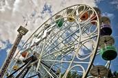 4:30-7:30: Liseberg Amusement Park