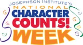 Character Counts! Spirit Week            and the   Roll out of Positive Incentive Program Components