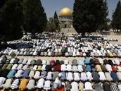 מוסלמים בירושלים