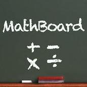 #2 MathBoard by PalaSoftware Inc.