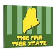 Nickname- The Pine Tree State