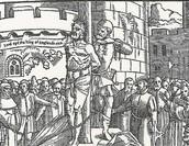 William Tyndale's Death
