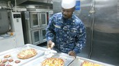 Characteristics of a Navy chef
