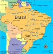 There you go now you know about Brazil,South America.