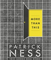 October- More Than This By: Patrick Ness