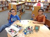 Lego builders!