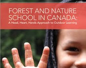 Forest and Nature School in Canada: