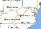where Pocahontas was born