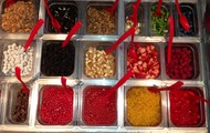 A Few of our 60+ Toppings!