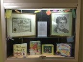 Honoring Dorinda Pillow With A Hallway Display By Ms. Finnegan!