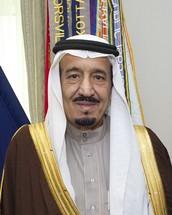 Saudi Arabia current ruler
