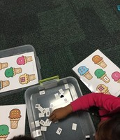 Counting and recognizing numbers in Ms. Corona's Kindergarten class @TES