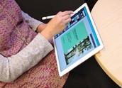 iPad Pro New Tab