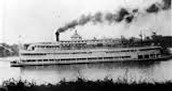 MN Steamboats on the Mississippi River