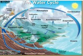 Water cycle and how it works