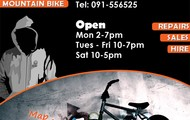 MBW Bike Shop & Skate Arena Advert