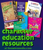 Teen Character Building Resources