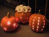 How to Carve a Pumpkin.