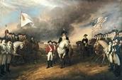Battle in Yorktown
