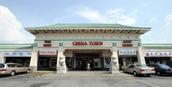 Chinatown at Atlanta GA