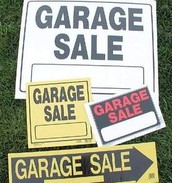 Volunteers Needed for PTSO Garage Sale!