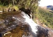 Zahamena National Park Waterfall