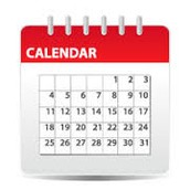 Check your class calendar