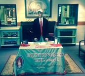 Alan Anderson Signs with Huntingdon