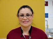 Flora Gonzalez, Cafe Manager