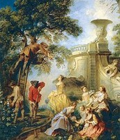 Nicolas Lancret: La Tierra, c. 1730.