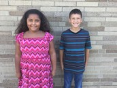 Elected Student Council Reps!