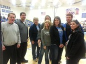 SPED team was causing trouble at Liberator game